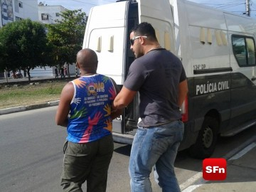 POLICIA CIVIL DELEGACIA SF 3